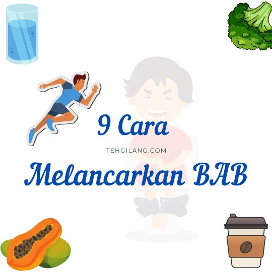 9 Cara Melancarkan BAB