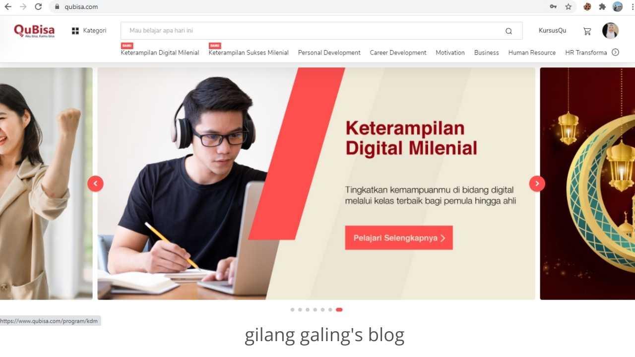 Kursus Online Gratis Edit Video di Platform Belajar Online Indonesia